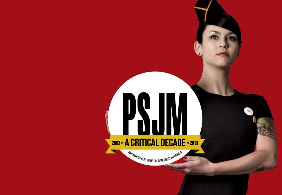 'PSJM. Una década crítica: 2003-2013'